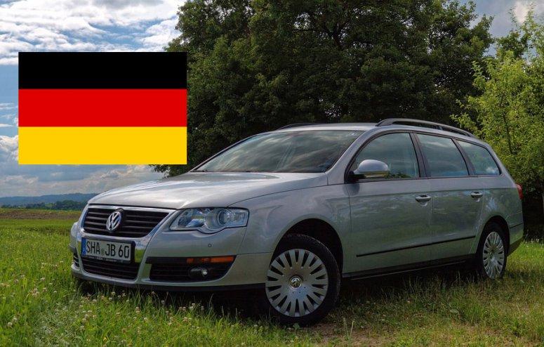 auta z ubezpieczalni z niemiec